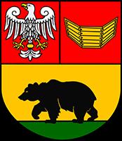 herb powiatu rawickiego