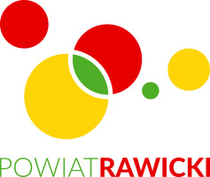 logo powiatu rawickiego